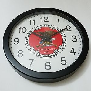 Other - NRA Clock New
